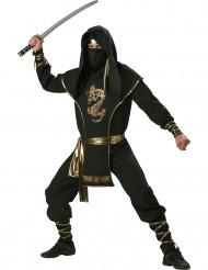 Ninja-Kostüm für Herren - Deluxe