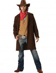 Cowboy Kostüm für Herren - Deluxe