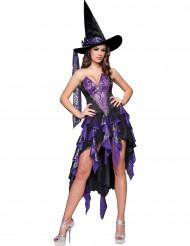 Hexen-Kostüm für Damen - Deluxe