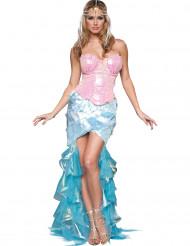 Premium Meerjungfrauen-Kostüm für Damen