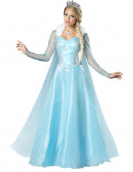 Kostüm Schneeprinzessin für Damen