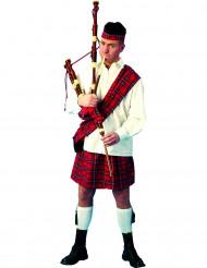 Schottischer Dudelsackspieler - Kostüm für Männer