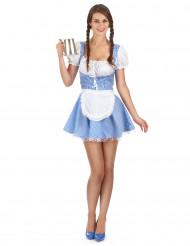 Bayerisches Kostüm als Bierfest-Tracht für Frauen