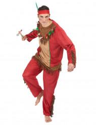 Indianer-Kostüm für den Mann