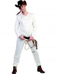 Cowboy-Unterwäsche -Kostüm für Erwachsene