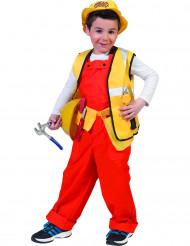 Verkleidung Kleiner Bauleiter für Jungen