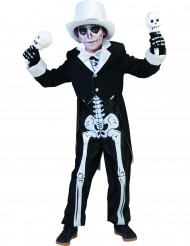 Schickes Skelett-Kostüm für Jungen