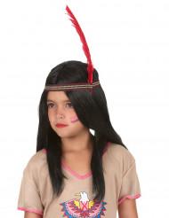 Indianer-Perücke für Kinder