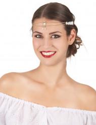Stirnkette Prinzessin für Damen