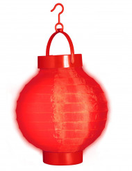 Leucht-Laterne - rot
