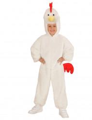 Huhn-Kostüm für Kinder
