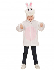 Kaninchen-Kapuzenjacke für Kinder