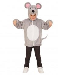 Kapuzenjacke Maus für Kinder