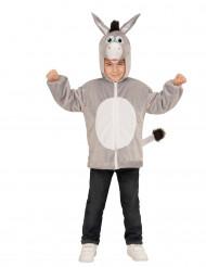 Kapuzenjacke Esel für Kinder