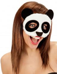 Plüsch-Maske Panda