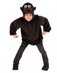 Kapuzenjacke Gorilla für Kinder