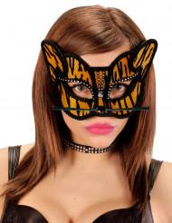 Tiger Augenmaske für Erwachsene
