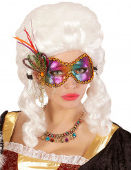 Bunte Schmetterling Augenmaske für Erwachsene