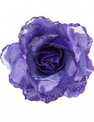 Violette Rose Haarschmuck