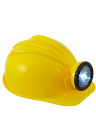 Schutzhelm in Gelb für Erwachsene