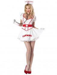 Sexy Krankenschwester-Kostüm für Frauen