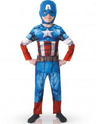Klassisches Captain America™-Kostüm für Kinder