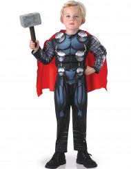 Deluxe Gepolstertes Kinder-Kostüm Thor lizenziert von Avengers