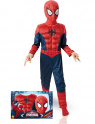 Spiderman™ Ultimate EVA 3D Kostüm für Kinder - Deluxe-Pack