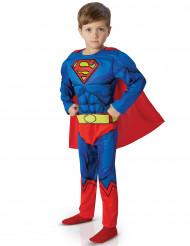 Superman™ Comic Book-Kostüm für Jungen Deluxe