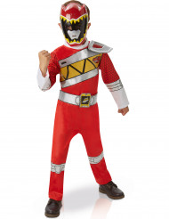 Power Rangers™ Dino Charge in rot für Kinder - Deluxe
