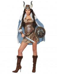 Wikingerin-Kostüm für Damen