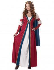 Renaissance Königin Kostüm für Damen