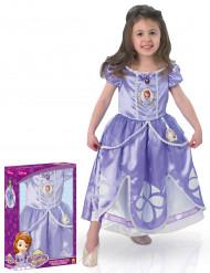 Luxus Kostüm der Prinzessin Sofia in einer Geschenkbox für Mädchen