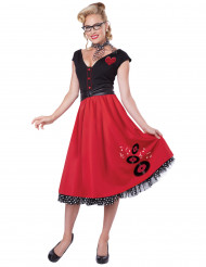 Rock'n'Roll-Kostüm für Damen