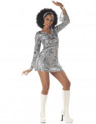 Disco Diva Outfit für Damen