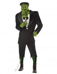 Frankenstein Kostüm für Erwachsene
