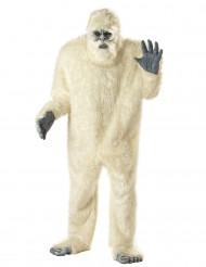 Yeti Kostüm für Erwachsene