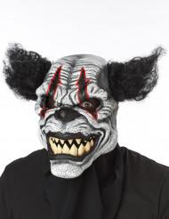 gruselige Clown Maske