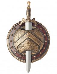 Set Schild und Schwert