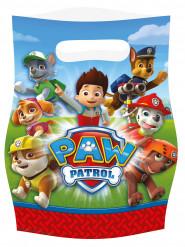 8 kleine Geschenktüten von Paw Patrol