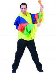 Hemd eines Rumba-Tänzers für Herren