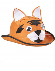 Kleiner Tiger-Hut für Erwachsene