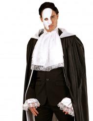 Weiße Hemdkrause und Spitzen-Ärmel - Renaissance