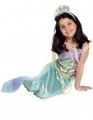 Wunderschönes Meerjungfrau-Kostüm für Mädchen