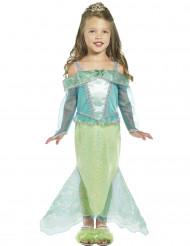 Kostüm als Meerjungfrau-Prinzessin für Mädchen