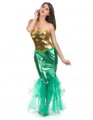Meerjungfrau-Kostüm für Frauen
