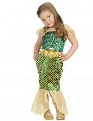 Meerjungfrau Kostüm für Kleinkinder
