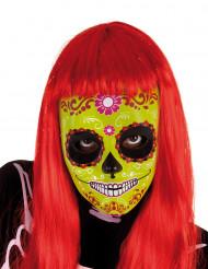 Dia-de-los-muertos Maske