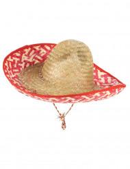 Mexikanischer Sombrero für Erwachsene
