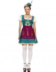 Luxus-Tracht als bayerische Kellnerin für Frauen